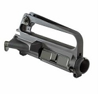 A1 Stripped Upper Receiver w/M4 Feed Ramp – Black