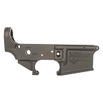 ATI MILSPORT Aluminum Stripped Lower Receiver - Black