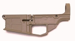 .308 80% Polymer Lower Receiver with FREE machining jig - Flat Dark Earth