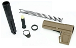 KAK Industry Shockwave Blade 2.0 Pistol Brace Kit - FDE