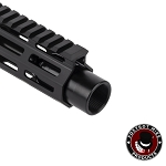 Foxtrot Mike 9mm Flash Can AR Muzzle Device - 1/2x36