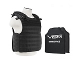 VISM BODY ARMOR QR Carrier w/Soft Panels [Med-2XL]