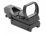 4 Reticle Tactical Red&Green Illuminated Dot Sight