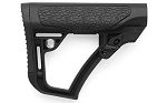 Daniel Defense Mil-Spec Collapsible Buttstock Black