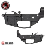 Foxtrot Mike 9mm Billet Stripped AR Lower Receiver