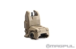 Magpul Gen. 2 MBUS Back-Up Front Sight Earth