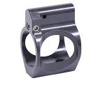 AR15 ULTRALIGHT SERIES SKELETONIZED ADJUSTABLE STEEL LOW PROFILE GAS BLOCK