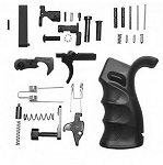 AR-15 Lower Receiver Parts Kit With Pistol Grip