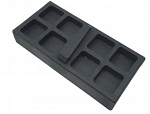 AR-15 NATO HEAVY DUTY Polymer Lower Receiver Magazine Vise Block