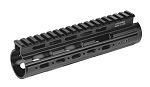 UTG PRO Model4/AR Car Length Super Slim Free Float Handguard