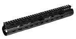 UTG PRO Model 4 Rifle Length Super Slim Free Float Handguard