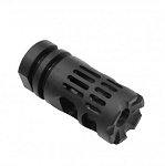 AR-15 Black Steel Muzzle Break