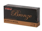 PMC Bronze .40 S&W Handgun Ammo - 165 Grain JHP 50rd Box