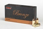 PMC Bronze .45 ACP Handgun Ammo - 185 Grain JHP 50rd Box