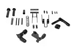 Tactical Solutions Group LOWER PARTS BUILDER KIT, NO TRIGGER GUARD, GRIP, FCG