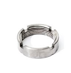 BILLET TITANIUM CASTLE NUT