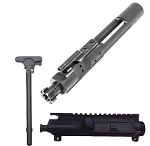 Mil Spec Upper Receiver With Forward Assist and Dust Cover  With BCG and Charging Handle