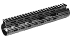 UTG PRO Model4/AR Mid Length Super Slim Free Float Handguard