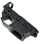 C-9 Stripped Billet Lower Receiver — Glock Mags
