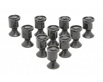 AR-15 KEYMOD SCREW & NUT (10 PCS KIT)