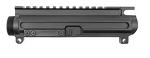 "Pistol Caliber Billet AR-9/45 ""Slick Side"" Upper with LRBHO (Last Round Bolt Hold Open)"
