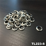 Stainless Steel .223/556 Muzzle Brake Crush Washer 1/2x28