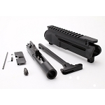 AR-15 Left Side Charging Billet Upper Receiver and  BCG W/ FREE Charging Handle & Dust Cover