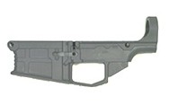 .308 80% Polymer Lower Receiver with FREE machining jig - Wolf Grey
