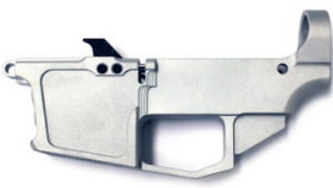 80% C-45 Billet Lower Receiver — Glock Style Mags