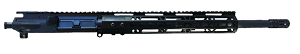 "6.8 SPC 16"" UPPER WITH 12"" FREE FLOAT HANDGUARD"