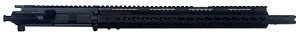 "Complete Upper Hbar 16"" with 15"" Free Float Handguard"
