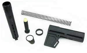 KAK Industry Shockwave Blade 2.0 Pistol Brace Kit - BLACK