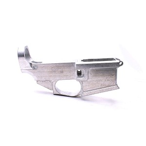 AR-15 Billet 80% Lower Receiver