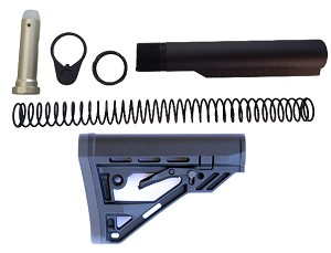 HM DEFENSE AR15 STOCK KIT