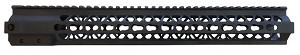 "Brigade Firearms U Lock 15"" Free Float Rail"