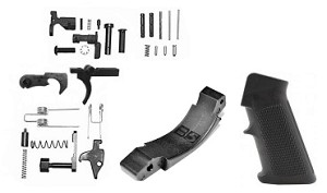 Lower Parts Kit with B5 Trigger Guard