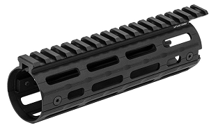 UTG PRO AR15 Super Slim M-LOK® Drop-in Carbine Length Rail