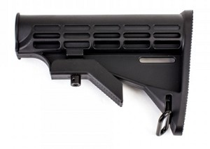 AR-15 | AR-10 Collapsible Mil-Spec Carbine Stock