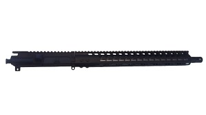 "Upper With 16"" Stainless Steel  Bearcreek Barrel and 15"" Free Float handguard"