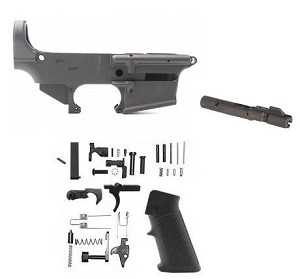 9mm Ar-15 Build Kit