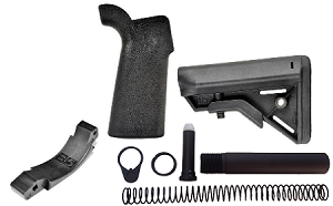 B5 Bravo Stock Kit with Trigger Guard and P Grip