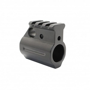 AR-15 Picatinny-Style Single Rail Gas Block .750 Dia.