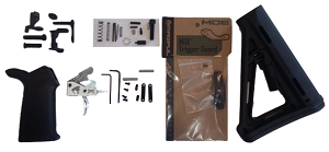 James Madison Tactical Drop in Trigger with Magpul Lower Upgrade Kit BLK