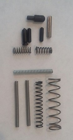 12 Pcs. Field Repair Kit  - Commonly Misplaced Small Lower Parts