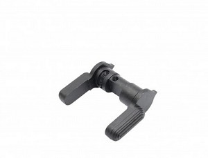 AR-15 Ambidextrous Safety Selector (New Design)
