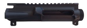 Mil Spec AR-15 Upper Reciever Stripped