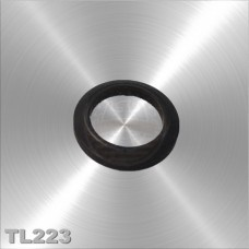 "AR 15 223/5.56 1/2""x28 Thread Steel Crush Washer"