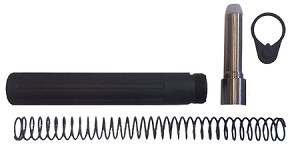 Universal Pistol Buffer Tube Kit with 9mm Buffer