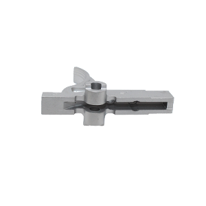 AR-15 Steel Trigger w/ SILVER Oxide Finish - Made in the U.S.