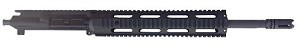 "TSG-16"" Upper with 12"" Free Float handguard 1x7 Twist M-4 Profile"